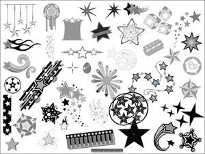 Stars Vectors Designs