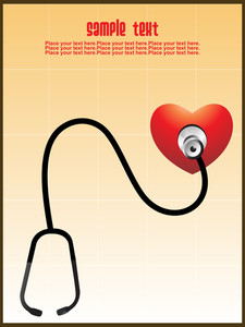 Stethoscope With Heart