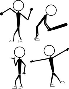 Stick Figure Activity