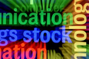 Stock Online Concept