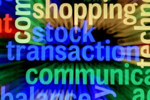 Stock Transaction Concept