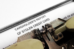 Stolen Credit Card Report