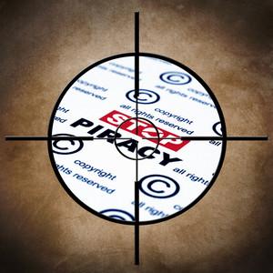 Stop Piracy Target
