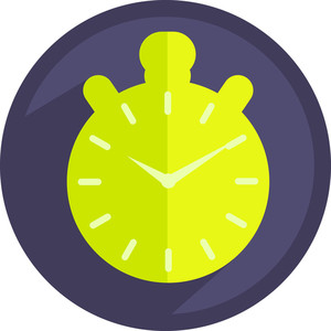 Stopwatch Shape