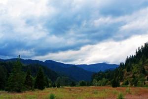 Stormy Valley