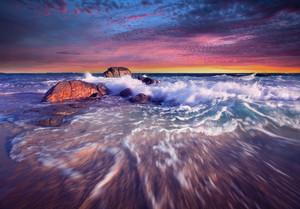 Beautiful South Australian Sunset - Yorke Peninsula