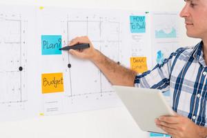 Business plan correction