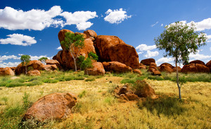 Devils Marbles in Northern Territory