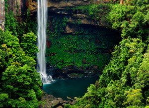 Gorgeous Waterfall in NSW