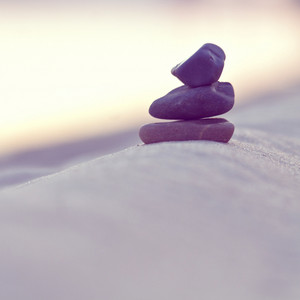meditation. Nature