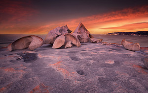 Remarkable Rocks in Kangaroo Island, South Australia