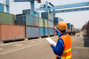 Seaport distribution