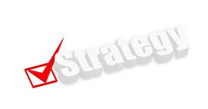 Strategy 3d Text