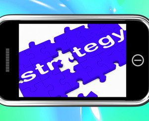 Strategy On Smartphone Shows Planning