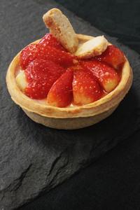 Strawberry Tart Dessert