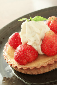 Strawberry Tart Dessert