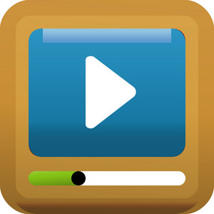 Streaming Video Tiny App Icon