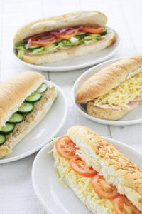 Sub Sandwich Selection