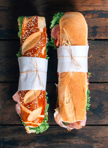 Submarine Sandwiches