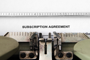 Subscription Agreement