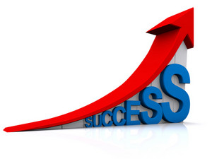 Success And Growing Graph