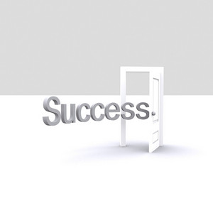 Success Door