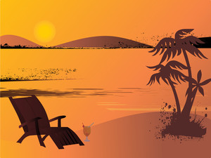 Summer Holiday Vector Design1