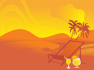 Summer Holiday Vector Design2