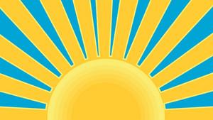 Sunburst Retro