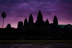 Sunrise Angkor Wat, Siem Reap, Cambodia
