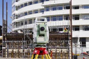 surveying measuring instrument