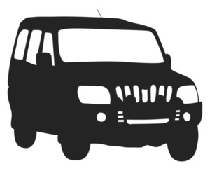Suv Car Shape