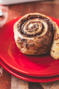 Sweet Chocolate Roll