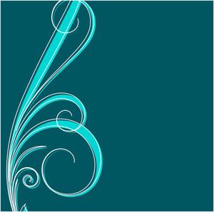 Swirl Design Background