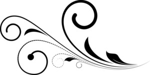 Swirl Design Shape