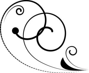 Swirl Element Shape