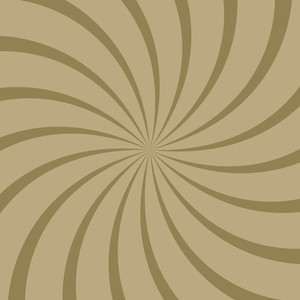 Swirl Sunburst