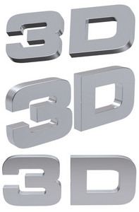 Symbol 3d.