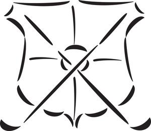 Symbol Of Golf.