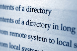 System Directory