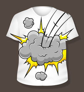 T-shirt Design Vector