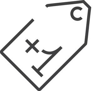 Tag 2 Minimal Icon