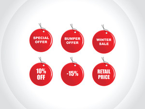 Tags Bumper Offer Winter Sale