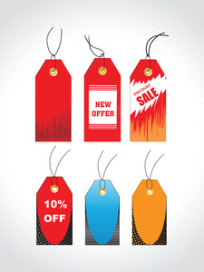 Tags For Discount Sale