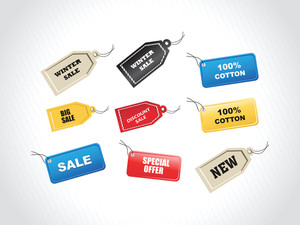 Tags Winter Discount Sale