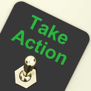 Take Action Switch To Inspire And Motivate