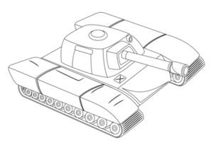 Tank Shape
