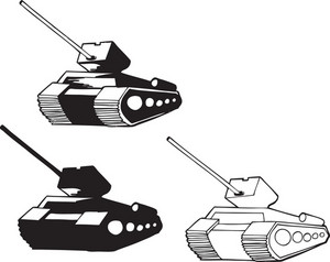 Tank Vector Element