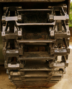 Tank Wheel Front View