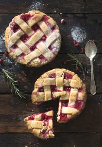 Pomegranate Pies